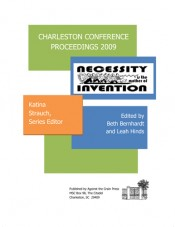 Charleston Conference Proceedings, 2009