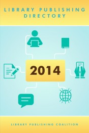 Library Publishing Directory 2014