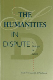Humanities in Dispute