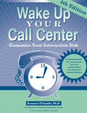 Wake Up Your Call Center, 4th edition