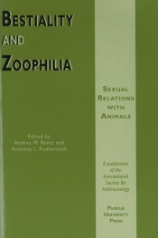 Bestiality and Zoophilia: Sexual Relations with Animals