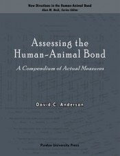 Assessing the Human-Animal Bond: A Compendium of Actual Measures