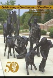 Celebrating a Continuum of Excellence: Purdue University School of Veterinary Medicine 1959 - 2009