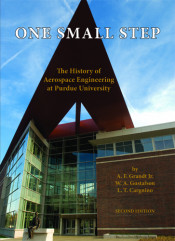 One Small Step: The History of Aerospace Engineering at Purdue University