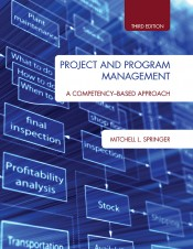 Project and Program Management: A Competency-Based Approach, Third Edition