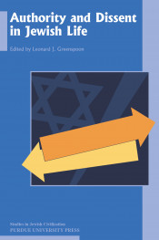 Authority and Dissent in Jewish Life