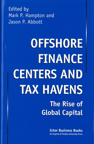 thesis on offshore financial centers Smaller offshore financial centers appear helpless in the midst of the  a thesis  submitted to the graduate faculty of the university of georgia.