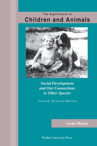 Bildresultat för The Significance of Children and Animals - Social Development and Our Connections to Other Species.